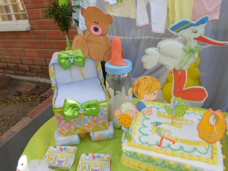 Especial Baby Showers Decoraciones Doña E
